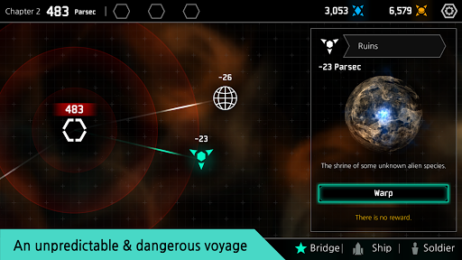 Star Chindy: SciFi Roguelike - screenshot