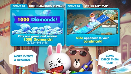 LINE Let's Get Rich apk screenshot