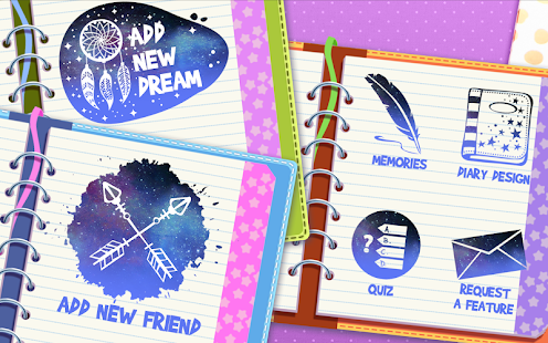 Game Dream Diary With A Secret Lock Password apk for kindle fire