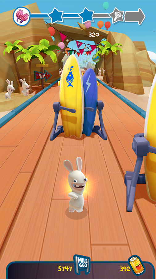 Rabbids Crazy Rush Screenshot 5