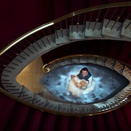 by Janusz Trzesicki - Wedding Bride & Groom ( charleville park hotel, wedding  2016 )