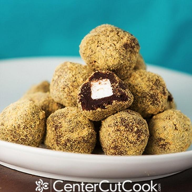 mores Truffles Recept | Yummly