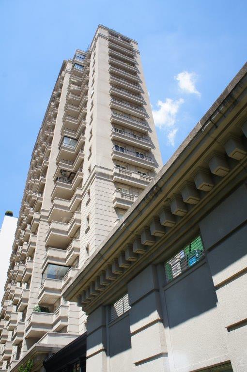 Apartamento residencial à venda, Jardim Paulistano, São Paul