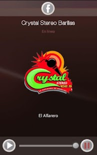 Crystal Stereo Barillas - screenshot