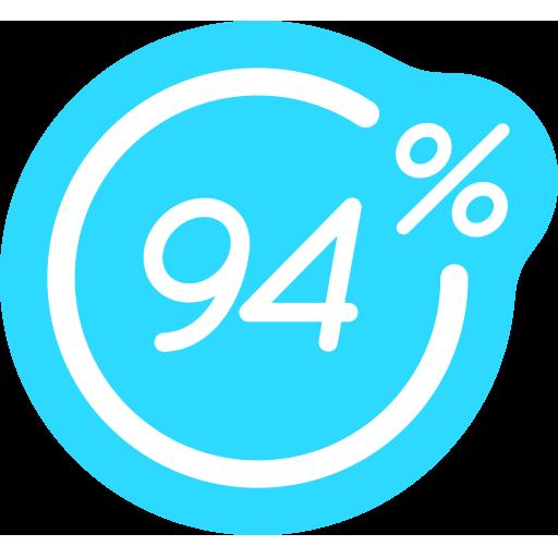 94% - Quiz, Trivia & Logic (game)