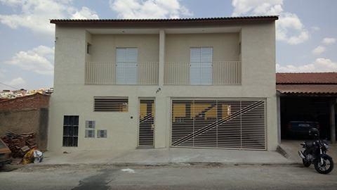 Casa nova com 2 dormitórios à venda ou LOCAÇÃO - Jardim São Miguel - Bragança Paulista/SP