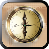 Compass Map For Android Icon
