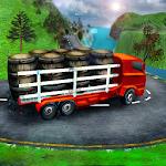 Truck Driver Cargo Sim 3D Icon