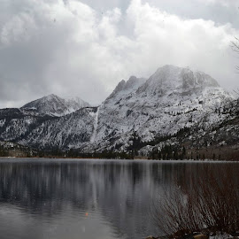 Silver Lake by John Pobursky - Landscapes Travel