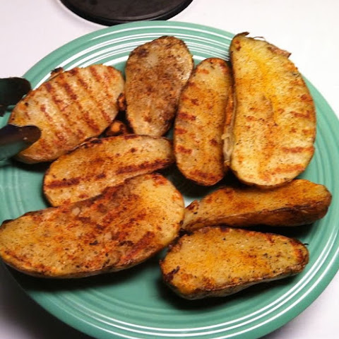 Quick And Easy Grilled Potatoes