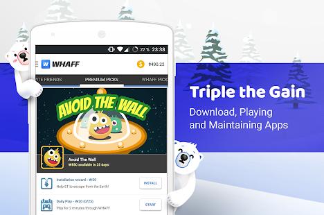Free Download WHAFF Rewards APK for Samsung