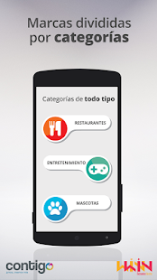Contigo Beneficios - screenshot