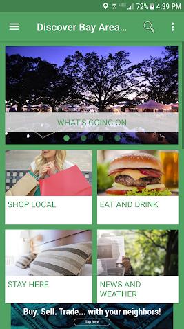Discover Bay Area TX Screenshot