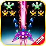 Chickens Shooter 2018 - Space Attack Icon