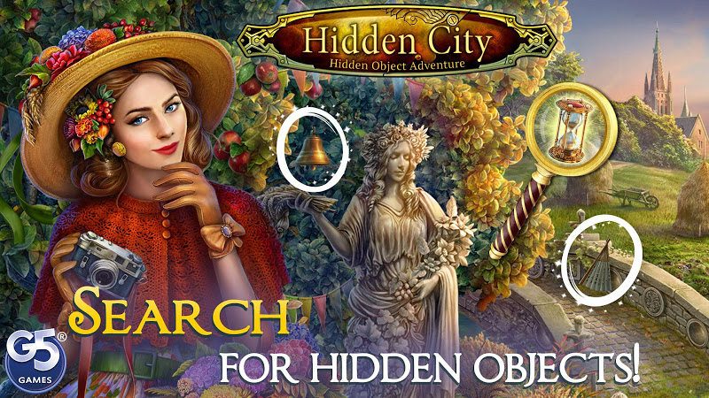 Hidden City: Hidden Object Adventure Screenshot 6