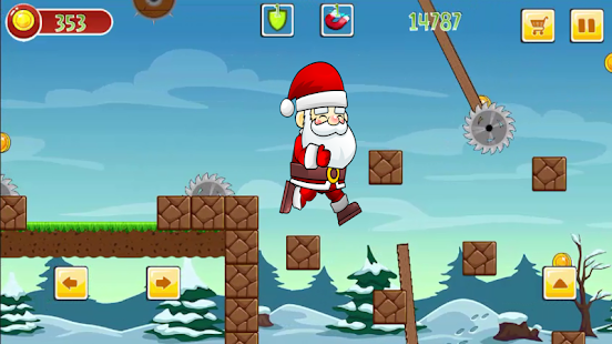 Adventures of super santa 2- screenshot thumbnail