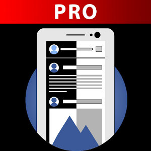 Dark Mode Theme PRO for Facebook For PC (Windows & MAC)
