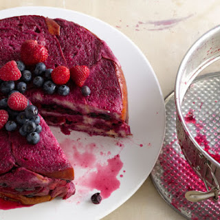 Summer Pudding With Berries And Brioche Recipes
