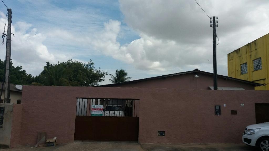 Casa com 2 dormitórios para alugar, 100 m² por R$ 900,00/mês - Cauamé - Boa Vista/RR