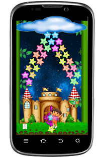 bubble dora stars - screenshot