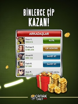 Çanak Okey Plus APK screenshot thumbnail 9