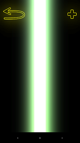 android Sabre Laser Screenshot 1