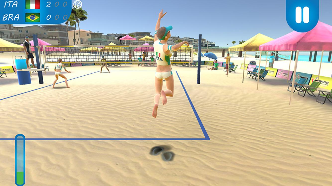 Beach Volleyball 2016 Screenshot 0