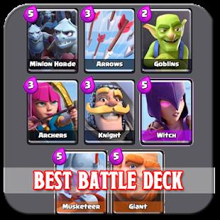 Best Battle Deck Arena 1-7 APK for Lenovo