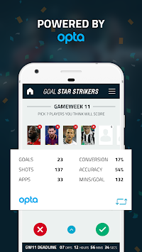 Goal Star Strikers APK screenshot thumbnail 3