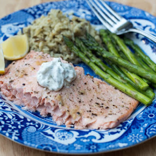 Creamy Garlic Butter Sauce For Salmon Recipes