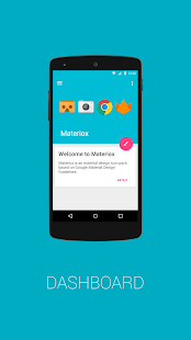 Materiox Screenshot