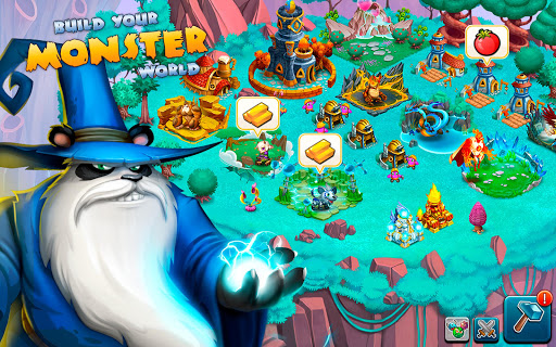 Monster Legends - RPG screenshot 11