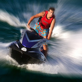 Noosa Australia by Bruce Porter - Sports & Fitness Watersports