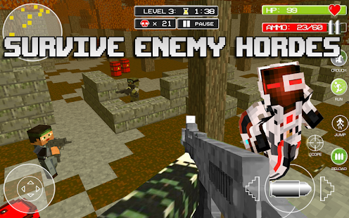Free The Survival Hunter Games 2 APK for Windows 8