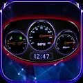 Car Dashboard Live Wallpaper