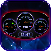Car Dashboard Live Wallpaper APK baixar