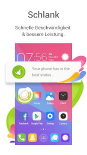 GO Launcher: Thema&Wallpaper – Miniaturansicht des Screenshots