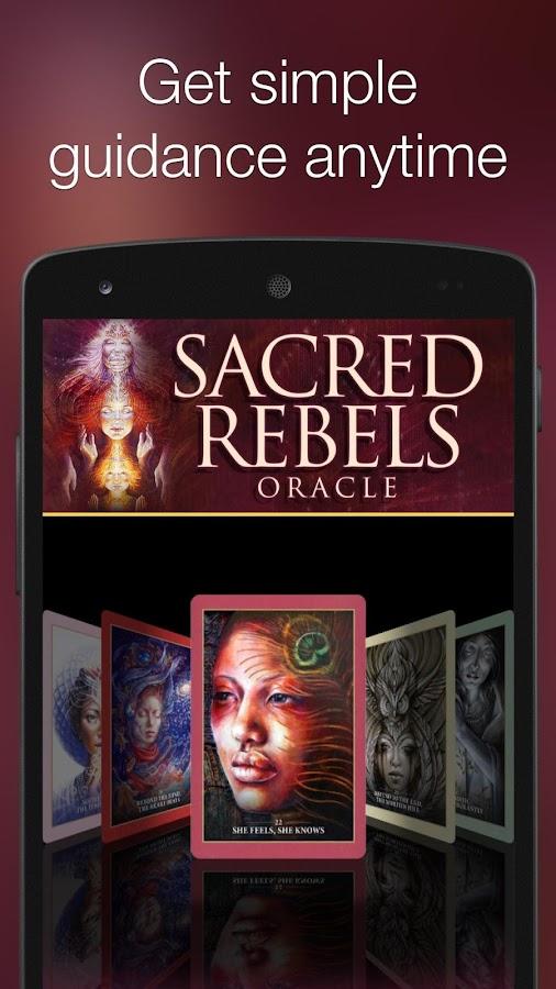 Heilige Rebellen Oracle android apps download