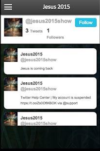 Jesus 2015 - screenshot