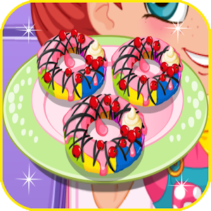 Donuts Maker 2-Cooking Games