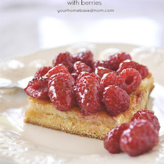 Berry Time – Ooey Gooey Cake