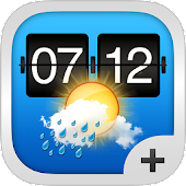 App Weather+ Free version 2015 APK