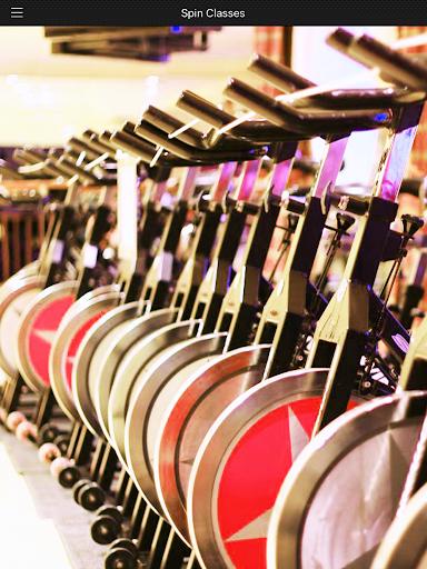 Spin Cycling Classes - screenshot