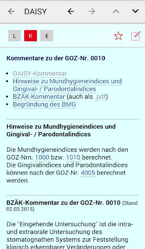 DAISY.app - screenshot