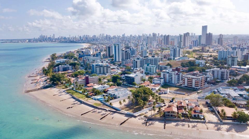 Apartamento a beira mar do Bessa, João Pessoa.
