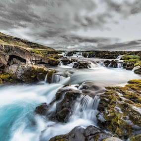 by Oddsteinn Björnsson - Landscapes Waterscapes