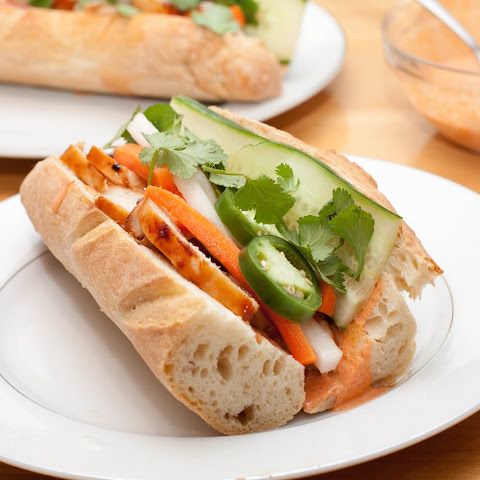 Chicken Banh Mi 2.0