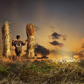 by Abhirama Arro - Digital Art People