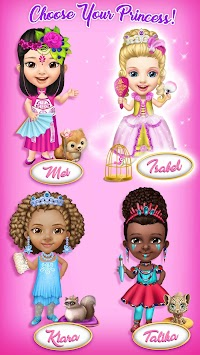Pretty Little Princess - Dress Up, Hair & Makeup APK screenshot thumbnail 1