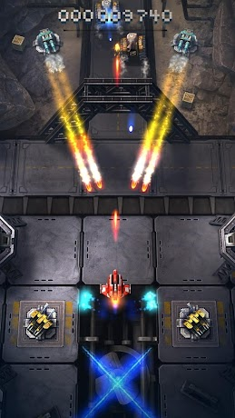 Sky Force Reloaded 1.82 (Mod) Apk + Data